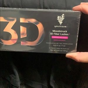 not Opened! 3D moodstruck fiber lashes